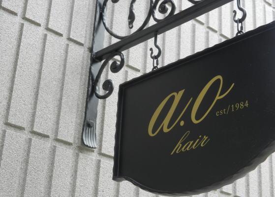 横浜市 美容室Hair ao