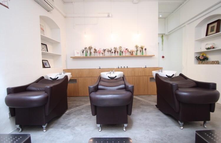 美容室フラミンゴ