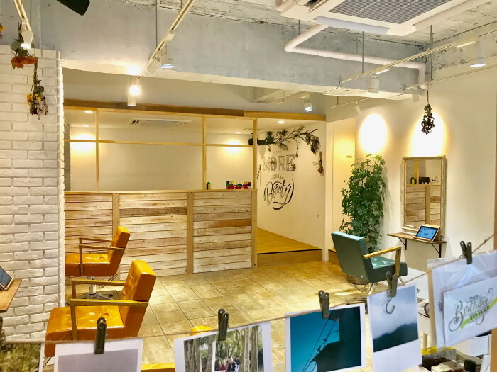 美容室tsumiki hairfactory