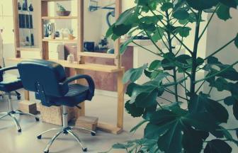 ニュージーランド 美容室Leaf hair studio