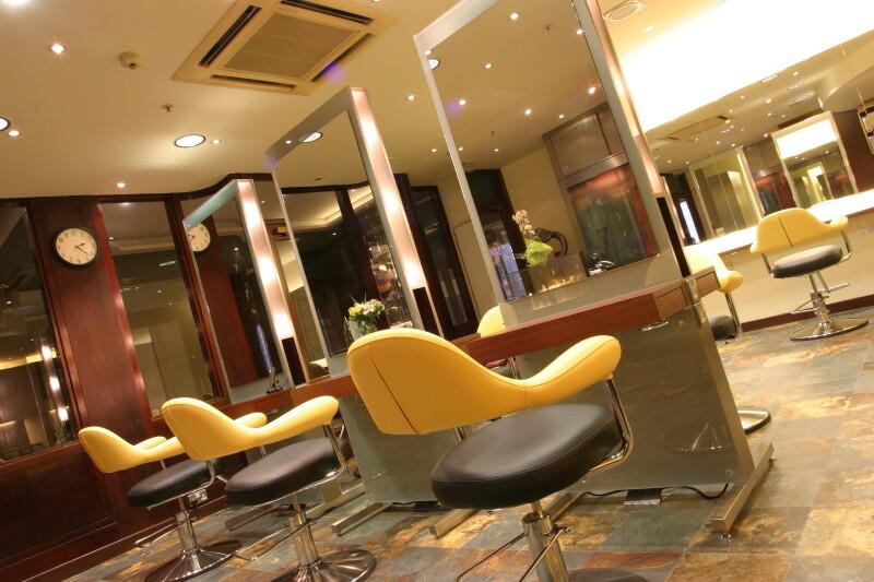 美容室Shiroma