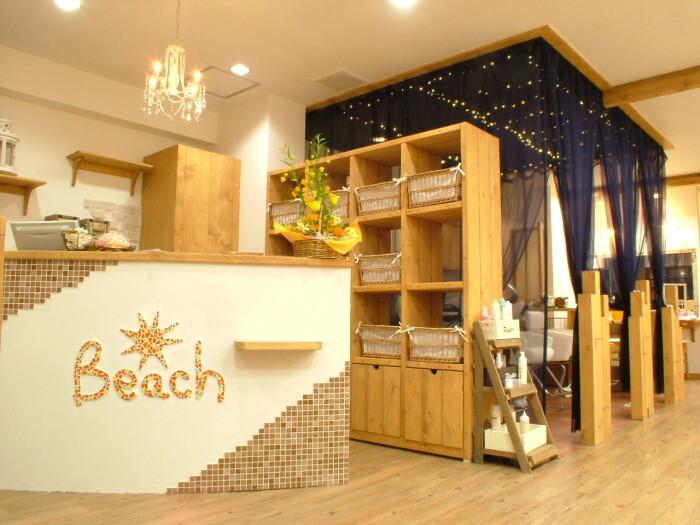 美容室Beach 浦和店【ビーチ】