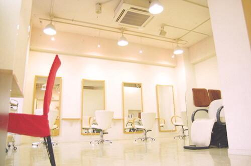 豊島区 美容室ミスト