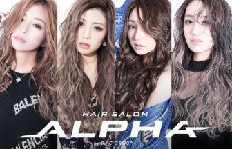 大阪市中央区 美容室ALPHA【アルファ】