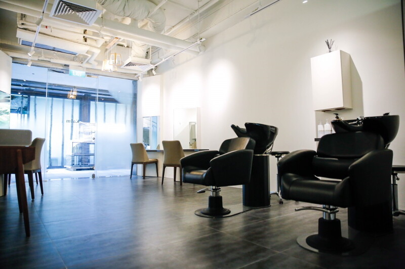シンガポール 美容室Kalm salon【カームサロン】