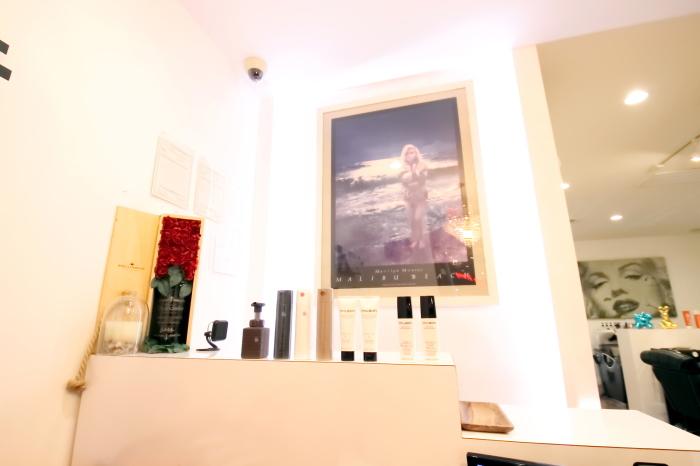 ラスベガス 美容室Salon Chandelier【サロン シャンデリア】